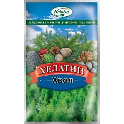 Хелатин ХВОЯ Helatin 50 мл