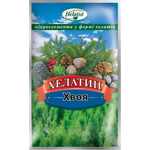 Хелатин ХВОЯ Helatin