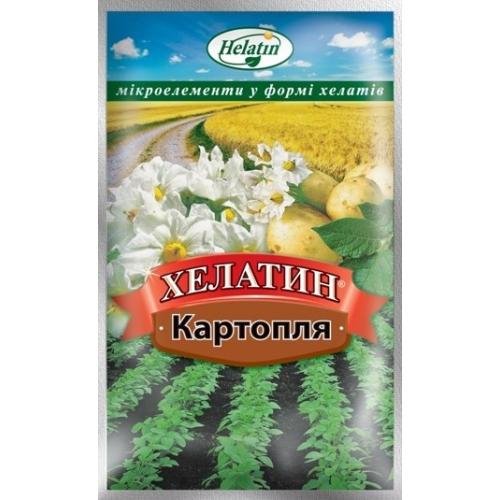 Хелатин КАРТОФЕЛЬ Helatin 50 мл