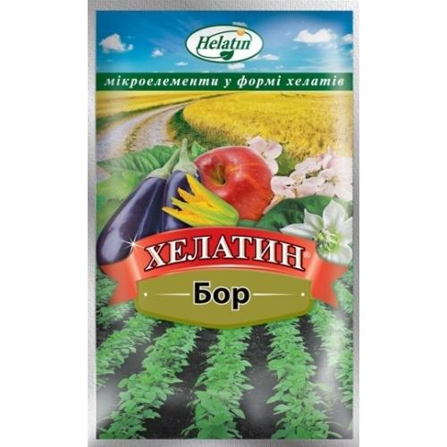 Хелатин БОР Helatin