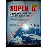 Средство от слизней SZUPER-D (СУПЕР-Д) csigaölőszer 1 кг