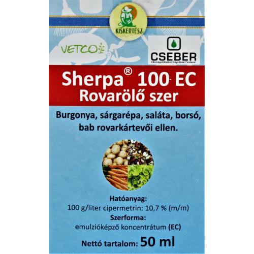 Інсектицид Шерпа (Sherpa) 100 EC 50 мл