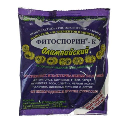 ФИТОСПОРИН-К ОЖЗ Гель .Кузнецова 200 г.