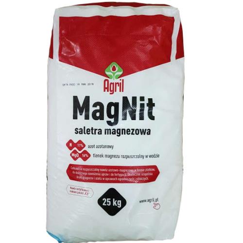 Мінеральне добриво Нітрат Магнію (Azotan magnezu)