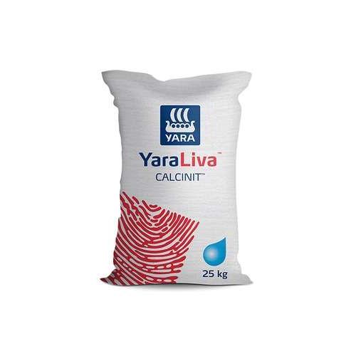 Минеральное удобрение КАЛЬЦИНИТ Yara Live 25 кг