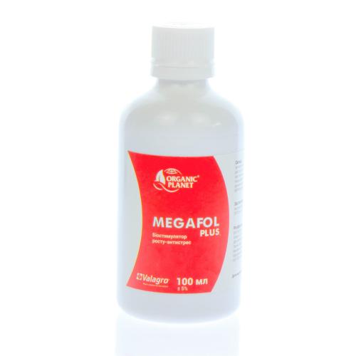 Мегафол плюс | MEGAFOL plus антистресант (Organic Planet) Valagro