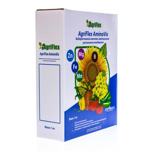 Стимулятор роста АМИНО ВИКС (Аминокислоты) AgriFlex 1 кг