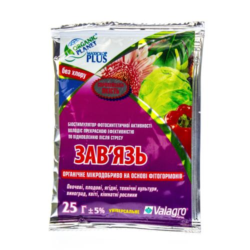 Биостимулятор фитогормонов и микроэлементов (ЗАВЯЗЬ) Valagro 0.25