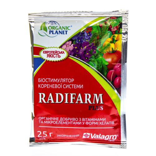 РАДИФАРМ плюс | RADIFARM plus Биостимулятор развития корневой системы Organic Planet ( Valagro)