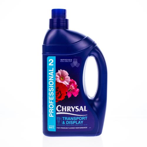 Консервант для срезанных цветов Chrysal Professional 2
