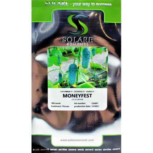 Огурец Манифест F1 | Moneyfest F1 Solare Sementi