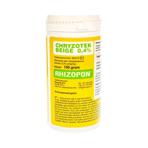 Укоренитель Хризотек 0.4% | Chrizotek Beige 0.4%