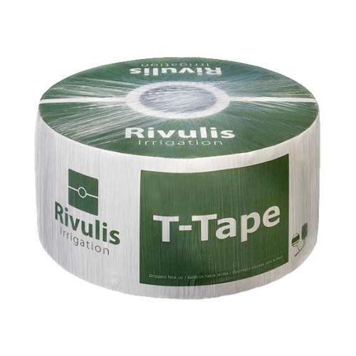 Капельная лента T-Tape REVULIS8 mil 10 см 2300 м
