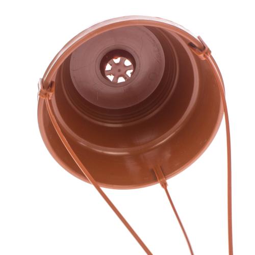 Горшок подвесной Remex DW 20 коричневый 2.0 л