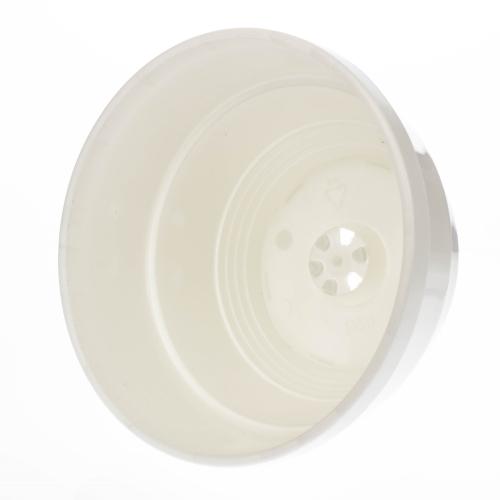 Горшок цветочный подвесной HP LUX белый 3,5 л