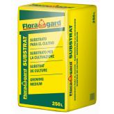 Торфяной субстрат Flora gard 250 L
