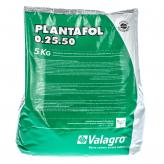 Комплексное удобрение ПЛАНТАФОЛ (PLANTAFOL) NPK 0.25.50. (завязь) Valagro 100 г