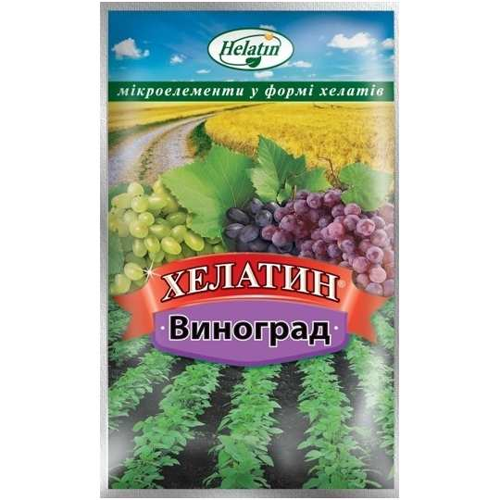 Удобрение Хелатин Виноград 50 мл